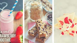 No-Bake Kids' Snacks For When It's Too Friggin' Hot To