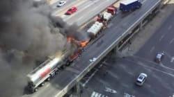 Explosion mortelle sur la Métropolitaine: Bombardier est pointé du