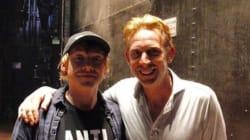 Ron d'Harry Potter a rencontré son lui, 19 ans plus