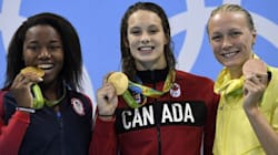 GOLD For Canada's 16-Year-Old