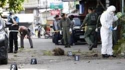 Raffica di attacchi in Thailandia: 11 bombe, feriti due