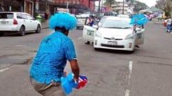 Les Fidji en fête après la première médaille olympique de leur