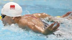 La nageuse chinoise Chen Xinyi contrôlée