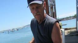 Un pêcheur a trouvé un homard bleu dans ses