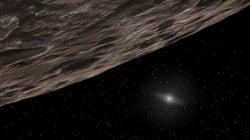 Un objet bizarre orbite derrière Neptune et personne ne sait