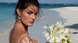 Le mannequin Isabeli Fontana se marie en