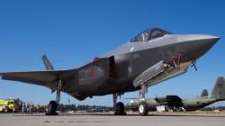 F-35 Jets Behind Major Political Headache Make Canadian
