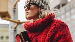8 manières de porter le rouge pour l'automne