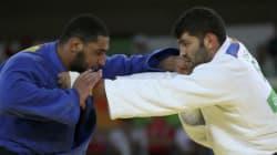 Judoka egiziano rifiuta la stretta di mano