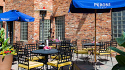 5 Patios For Soaking Up The Sun In