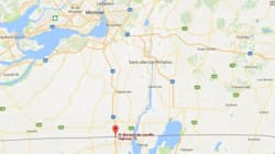St-Bernard-de-Lacolle : le poste frontière rouvert en direction des
