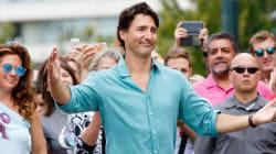 Justin Trudeau pris à son propre jeu dans un
