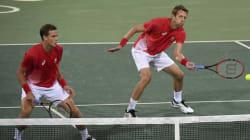 Sock et Johnson battent Nestor et Pospisil pour la médaille de