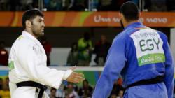 Un Egyptien battu par un Israélien refuse de lui serrer la