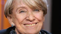La romancière Françoise Mallet-Joris, auteure du