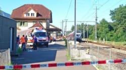 Attacco col coltello su un treno in Svizzera: 7