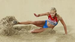 Exclue des JO, l'athlète russe Darya Klishina finalement
