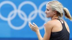 La Canadienne Brianne Theisen remporte le bronze en