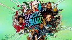 Malgré les critiques défavorables, Suicide Squad est toujours #1 au box