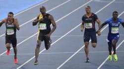 Rio 2016: le Canadien Andre De Grasse remporte la médaille de bronze au 100