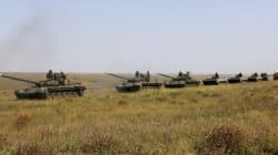 En Crimée, montée de la tension militaire ou mouvement diplomatique