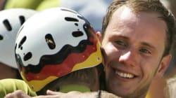 L'hommage de Tony Estanguet à l'entraîneur allemand de canoë mort pendant les