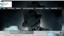Anonymous s'empare du site de l'Association des firmes de