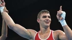 Médaille de bronze pour Mathieu Bauderlique en boxe -81