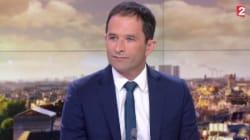 Benoît Hamon est candidat à la primaire de la