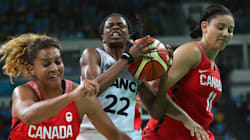 Canada's Women's Basketball Team Knocked Out Of Rio