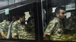 Les prisons turques débordent, 38.000 prisionners non impliqués dans le putsch raté