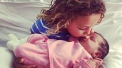 Viola, che è nata due