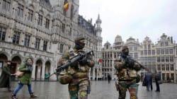 Un cousin des kamikazes des attentats de Bruxelles activement