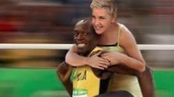 Ce photomontage d'Ellen DeGeneres sur Usain Bolt a déclenché la