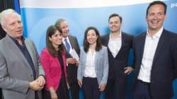 Cinq candidats, de nombreuses propositions et des déclarations
