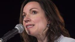 Premier débat au PQ: Martine Ouellet estime que ses adversaires sont «provincialistes»
