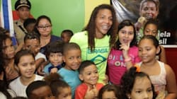 UAU! Rafaela Silva, nossa judoca de OURO, agora é nome de escola no