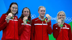 Canada's Olympic Winners Face A Hefty Tax