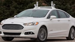 Ford se lance dans le taxi autonome en