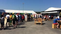 Trop d'athlètes veulent du McDonald à Rio, et ça pose