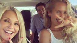 Holy Crap, Christie Brinkley's Lookalike Daughter Is Starting