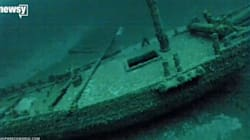 Explorers Find 2nd-Oldest Confirmed Shipwreck In Great