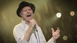 Tragically Hip Stamp Confirms Gord Downie's A National