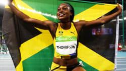 World's Fastest Woman Elaine Thompson Beats Usain Bolt To Rio