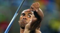 Le décathlonien Damian Warner médaillé de