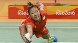 奥原希望が銅メダル バドミントン女子シングルス、対戦相手が棄権【リオオリンピック】