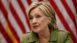 Courriels: Clinton dit avoir suivi les conseils de Colin