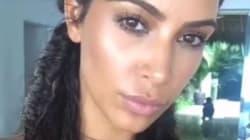 Kim Kardashian en bikini sur Snapchat (pour troller les