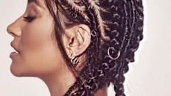 Bling Out Your Braids With This Hot New Hair