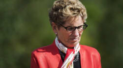 Poll Paints 'Grim' Picture For Kathleen Wynne And Ontario